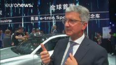 """Presidente da Audi é detido por suposto envolvimento no escândalo """"Dieselgate"""" (Vídeo)"""