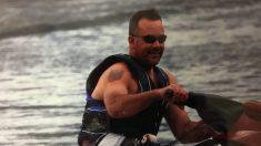 Este homem perdeu a perna direita para o câncer, mas conseguiu sua vida de volta e muito mais