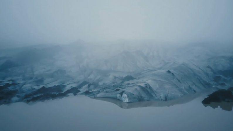 Homem quase morre em avalanche, mas o que acontece depois é ainda mais assustador