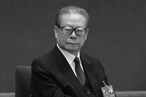Ex-ditador chinês Jiang Zemin (Feng Li/Getty Images)