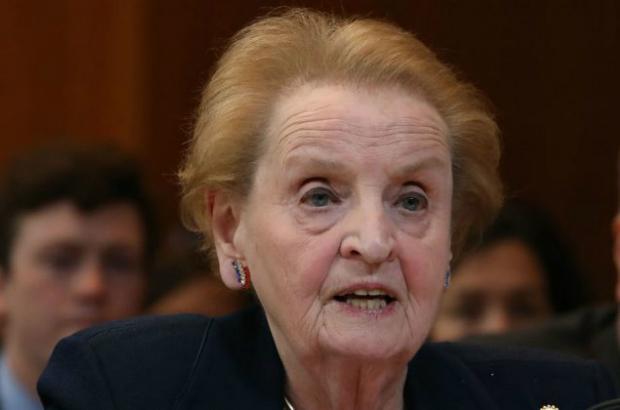Madeleine Albright: China é para EUA uma ameaça maior do que Rússia