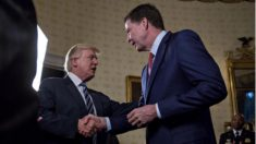 Relatório do Departamento de Justiça apoia Trump sobre demissão de James Comey, ex-diretor do FBI