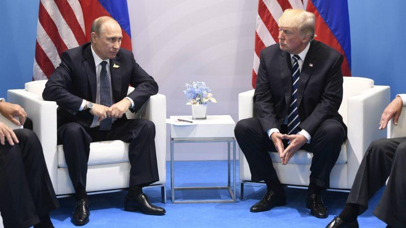 Putin e Trump dialogam sobre estabilidade estratégica e controle de armas