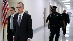 Ex-diretor do FBI Andrews McCabe quer imunidade para depor no Senado