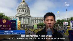 Desfile em São Francisco marca 19 anos de perseguição ao Falun Gong na China (Vídeo)