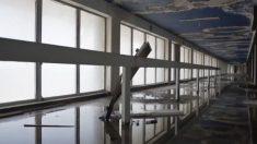 Aeroporto abandonado é flagrado congelado no tempo na Grécia