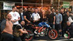 Homem encontra garoto que roubou sua motocicleta personalizada mas se recusa a prestar queixa