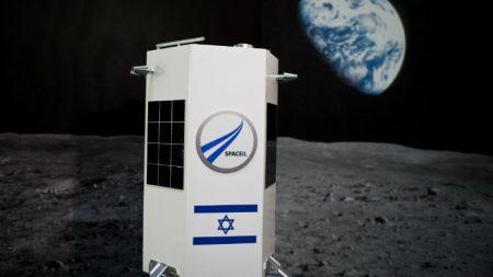 Israel chegará à Lua em missão não tripulada em fevereiro de 2019