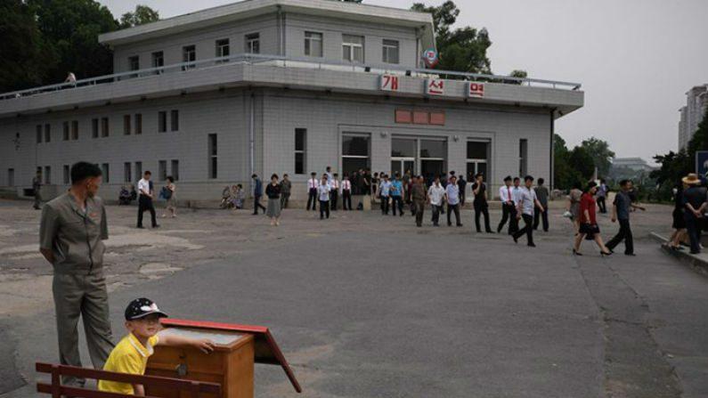 Coreia do Norte sofre a maior queda econômica em duas décadas