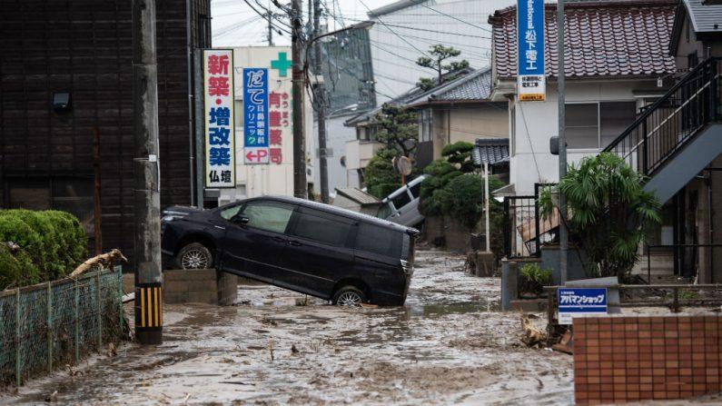 Japão registra mais de 100 mortes nas piores chuvas em décadas no país