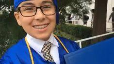Aos 11 anos ele se formou em Letras, agora planeja doutorado em Física e demonstrar que Deus existe
