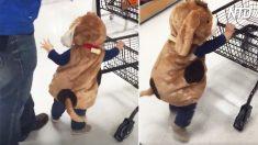 Crianças vão às compras no supermercado – suas inesperadas reações são adoráveis