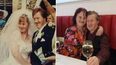 Casal com Síndrome de Down prova que com amor tudo é possível