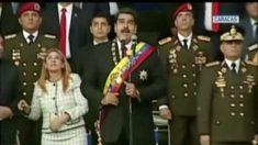 Venezuela prende seis suspeitos após explosões de drones em discurso de Maduro