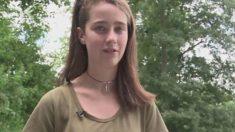 Babá corajosa salva menino de 7 anos de raposa violenta
