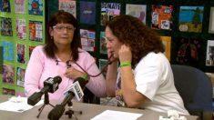 Mãe de adolescente que cometeu suicídio ouve o batimento cardíaco da filha dentro de outra pessoa