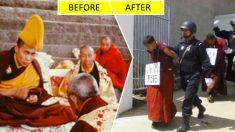Mais de 20 fotos do Tibete antes e depois da invasão revelam dois mundos diferentes