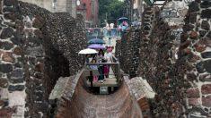 Cidade do México afunda de 8 a 12 centímetros por ano, segundo universidade