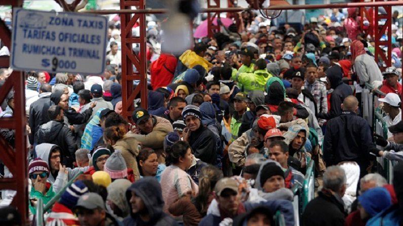 """Equador classifica governo de Maduro como """"irresponsável"""" e """"desumano"""""""
