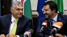Marine Le Pen afirma que encontro entre Orbán e Salvini é