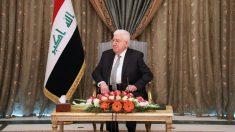 Presidente do Iraque convoca 1ª sessão do Parlamento para formar novo governo