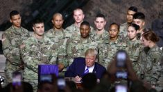 Trump libera verba de US$ 717 bilhões para exército