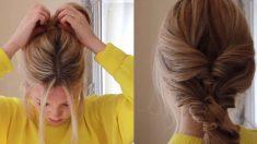 Esqueça os dias difíceis de arrumar o cabelo depois de aprender esses hacks de estilo!