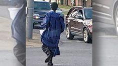 Estudante ganha carro depois de foto de seu esforço para chegar a formatura viralizar na internet
