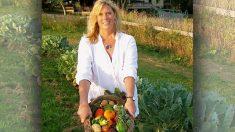 Mulher combate com sucesso o câncer com uma mudança em sua dieta e estilo de vida