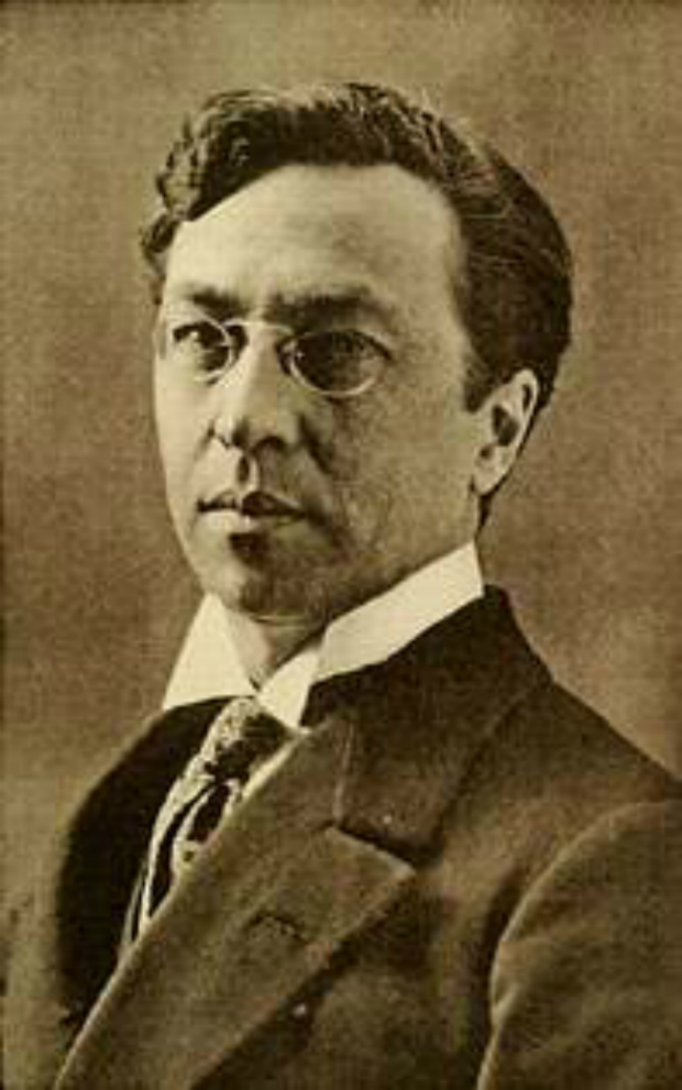 Wassily Kandinsky (Domínio público)
