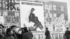 No massacre comunista idosos e crianças não foram poupados