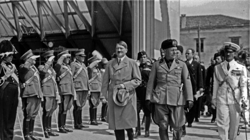 Nazismo, fascismo e socialismo estão todos arraigados no comunismo