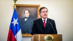Ministro repudia insinuação de que Chile participou de ataque a Maduro