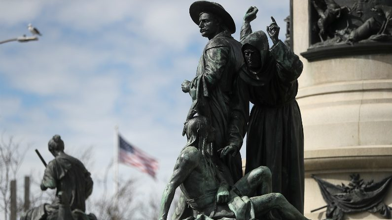 Prefeitura de San Francisco retira estátua considerada racista