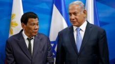 Duterte diz que Israel e Filipinas