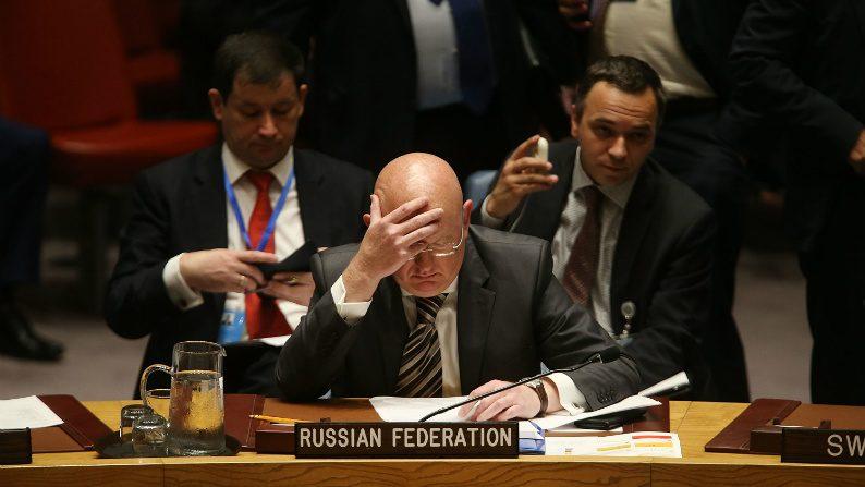 """Moscou acusa Reino Unido de suscitar """"histeria"""" contra a Rússia"""