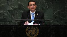 """Morales acusa órgão anticorrupção de criar """"sistema de terror"""" na Guatemala"""