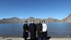 Kim Jong-un zomba da China durante reunião com Moon