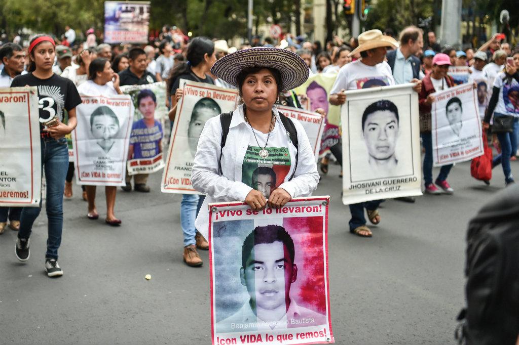 (Rodrigo Arangua/AFP/Getty Images)