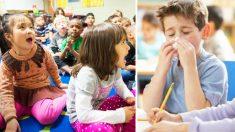 Doenças de volta às aulas mais comuns e o que os pais devem saber