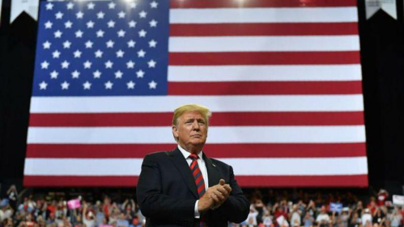 O Legado anticomunista de Trump