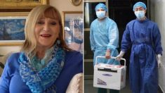 Britânica continua bem com rim de 102 anos da mãe – mas na China, os transplantes são outra história