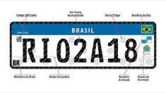 Contran suspende resoluções que tratam das placas do Mercosul