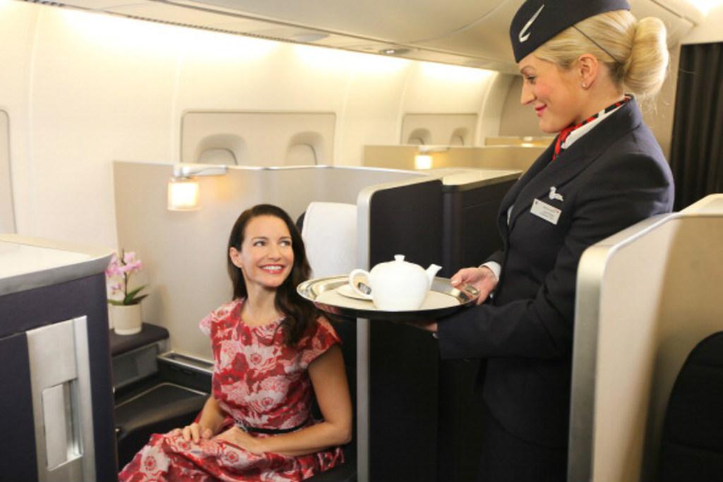 (Nick Morrish/British Airways via Getty Images)