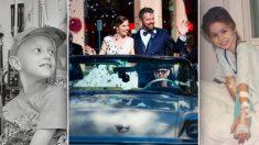 Casal se casa no mesmo hospital onde se encontraram há décadas