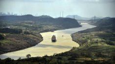China, EUA e o Canal do Panamá