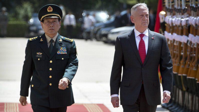 Mattis cancela viagem a Pequim em momento de tensão entre EUA e China