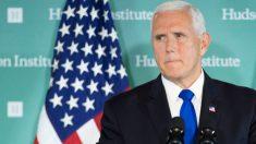 Vice dos EUA diz que ingerência russa é pequena em comparação com a da China