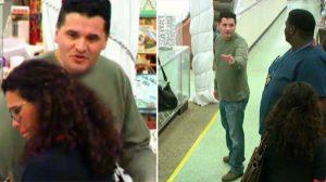 Experimento social: marido ameaça bater em esposa na loja até que um homem de dois metros entra em cena