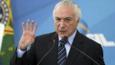 Temer fala por telefone com presidente paraguaio sobre pontes internacionais